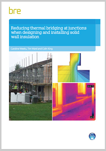 BRE Thermal Bridging Report